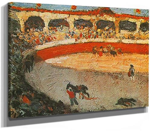 La Corrida By Pablo Picasso
