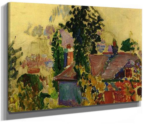 Landscape 1904 By Henri Matisse