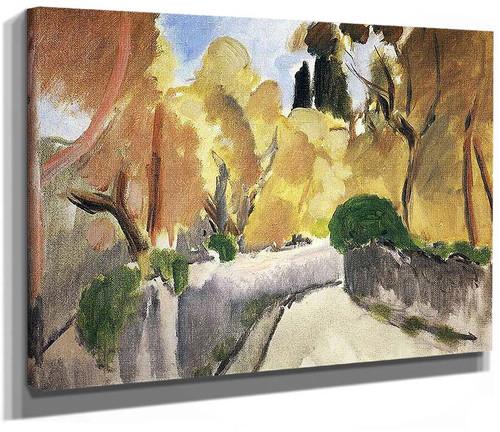 Landscape 2 By Henri Matisse