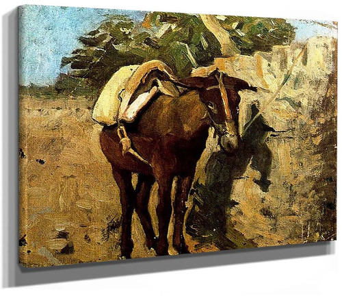 Mule 1 By Pablo Picasso
