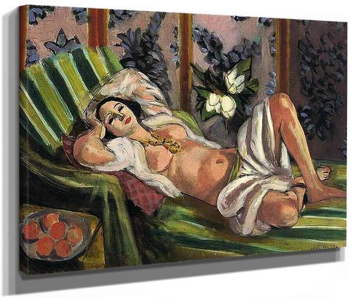 Odalisque 1926 By Henri Matisse