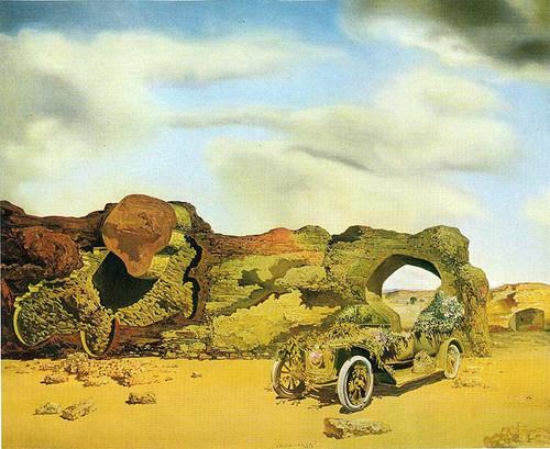 Paranoiac Critical Solitude 1935 By Salvador Dali