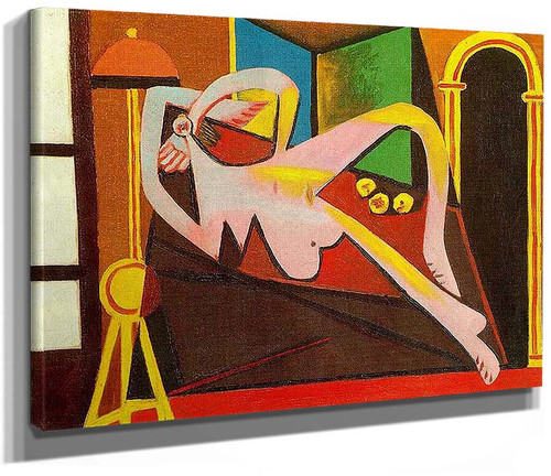 Reclining Woman 1929 By Pablo Picasso