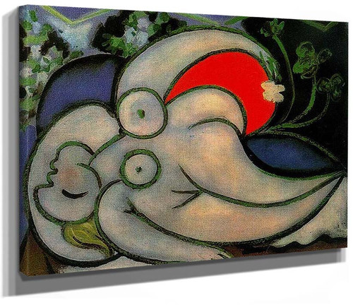 Reclining Woman 1932 By Pablo Picasso