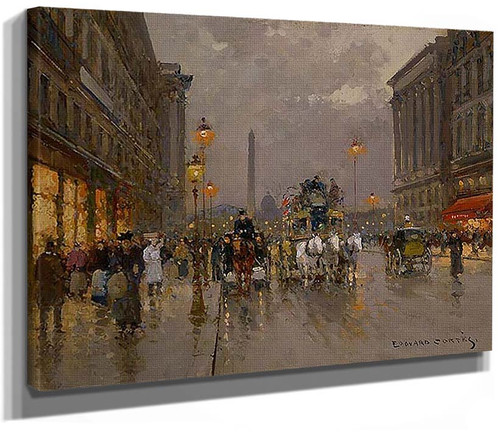 Rue Royale 1 By Edouard Cortes