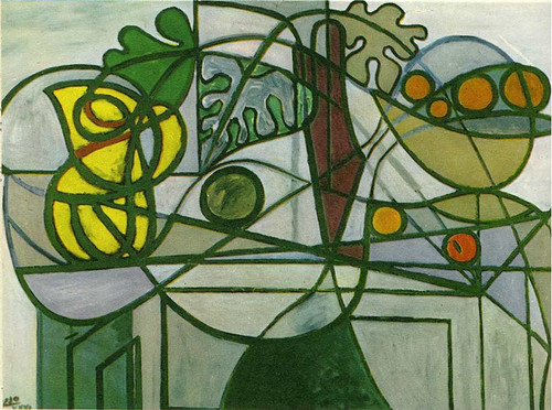 Still Life 1931 By Pablo Picasso