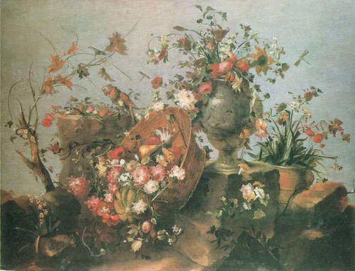 Still Life By Francesco Guardi