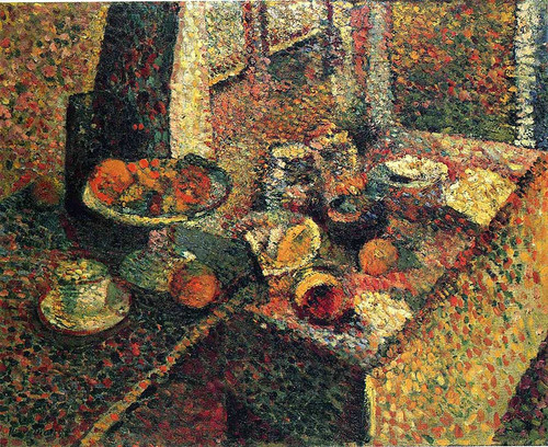 Still Life By Henri Matisse
