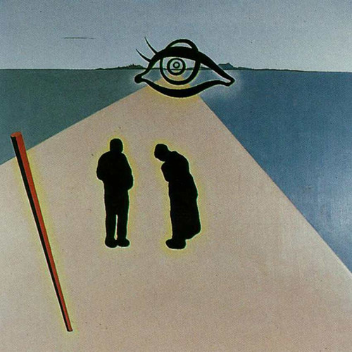 The Eye Of The Angelus By Salvador Dali Art Reproduction from Wanford.