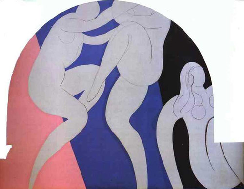 The Dance 1933 By Henri Matisse