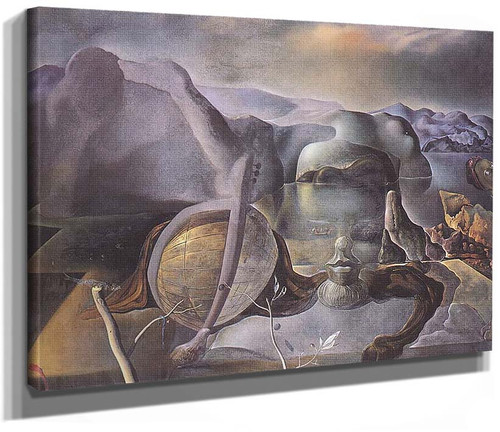The Endless Enigma By Salvador Dali