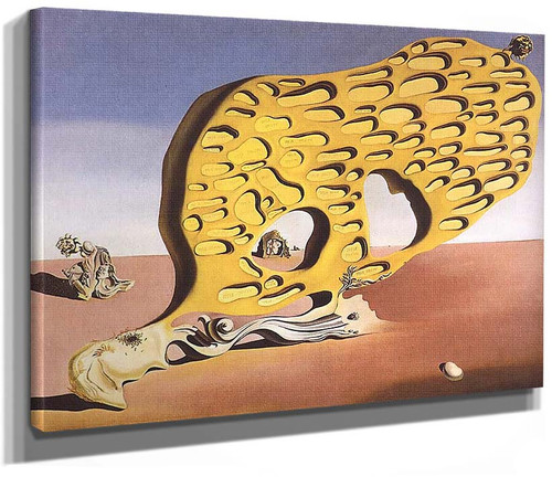 The Enigma Of My Desire Or My Mother My Mother My Mother 1929 By Salvador Dali