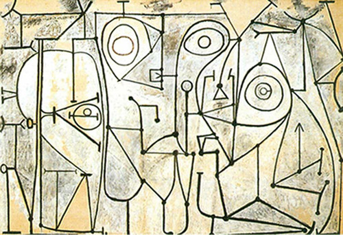 The Kitchen 1 By 1 By Pablo Picasso