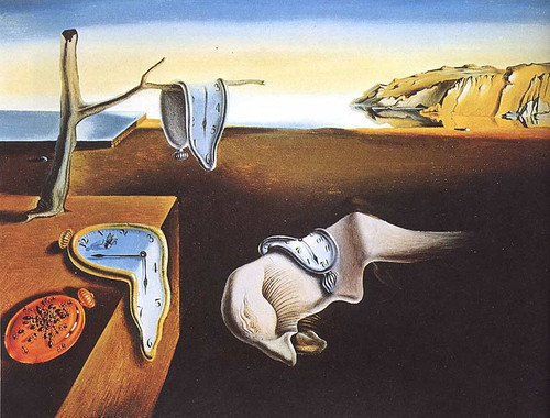 The Persistence Of Memory 1931 By Salvador Dali