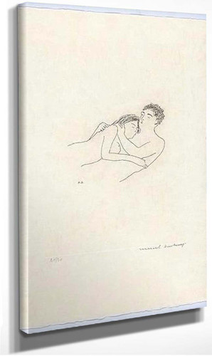 After Love 1968 By Duchamp Marcel