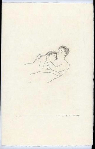 After Love 1968 By Duchamp Marcel Art Reproduction from Wanford