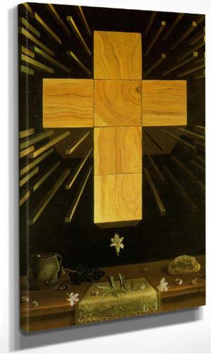 Arithmosophic Cross By Salvador Dali