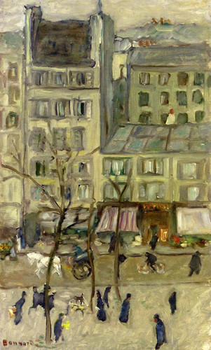 Boulevard Des Batignolles By Pierre Bonnard Art Reproduction from Wanford