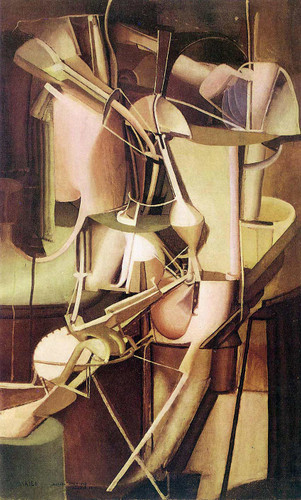 Bride 1912 By Duchamp Marcel Art Reproduction from Wanford