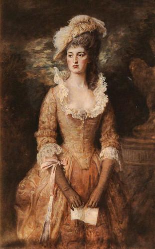 Clarissa By John Everett Millais Art Reproduction from Wanford