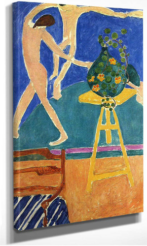Dance 1912 By Henri Matisse