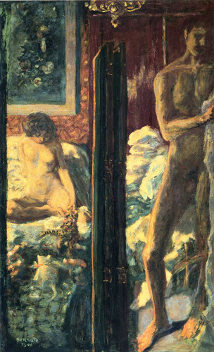 Man And Woman 1900 By Pierre Bonnard Art Reproduction from Wanford