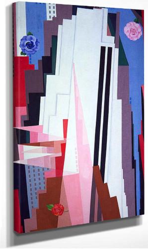 Manhattan By Georgia O Keeffe