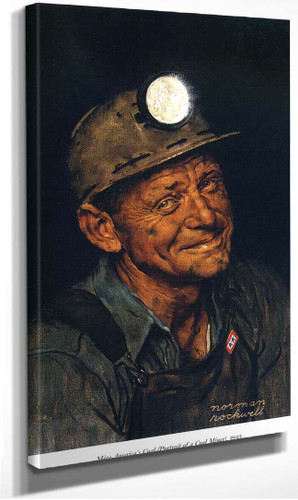 Mine America S 1943 By Norman Rockwell