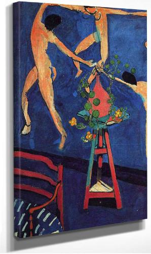 Nasturtiums With The Dance Ii 1912 By Henri Matisse