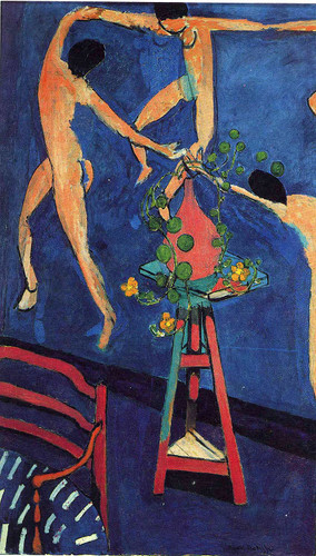 Nasturtiums With The Dance Ii 1912 By Henri Matisse Art Reproduction from Wanford