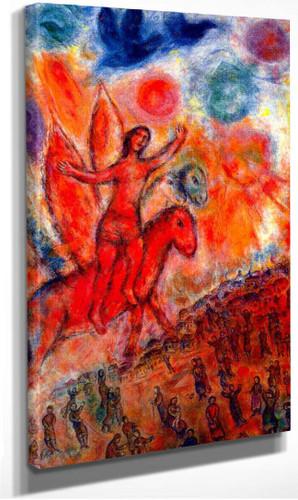 Phaeton 1977 By Marc Chagall