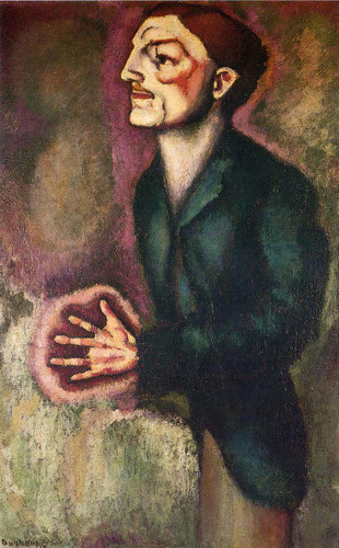 Portrait Of Dr Dumouchel 1910 By Duchamp Marcel Art Reproduction from Wanford
