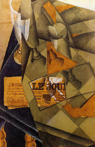 Still Life 1914 By Juan Gris Art Reproduction from Wanford