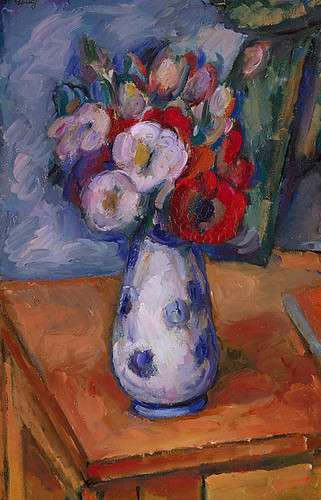 Still Life Of Flower By Gorky Arshile Art Reproduction from Wanford