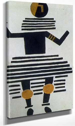 The Creation Of The World Costume Of Woman 1923 By Fernand Leger