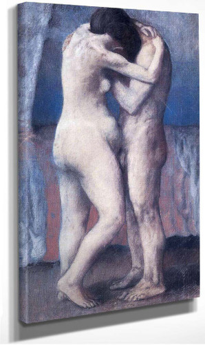 The Embrace 1903 By Pablo Picasso
