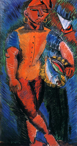 The Neapolitan Fisherman 1914 By Dufy Raoul Art Reproduction from Wanford