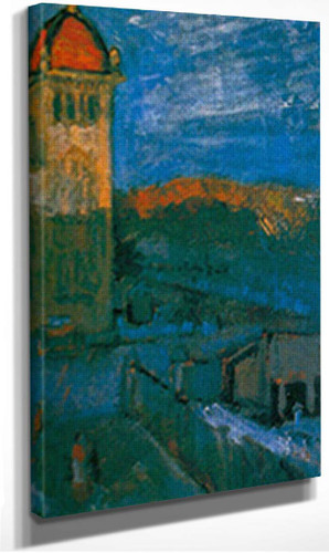 The Palace Of Fine Arts Barcelona By Pablo Picasso