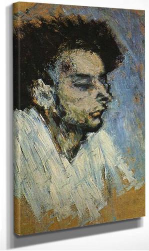 The Suicide Casagemas 1901 By Pablo Picasso