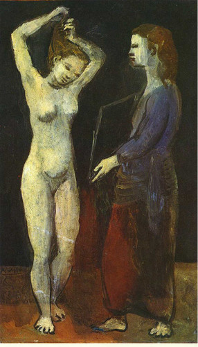 Toilette 1906 By Pablo Picasso Art Reproduction from Wanford