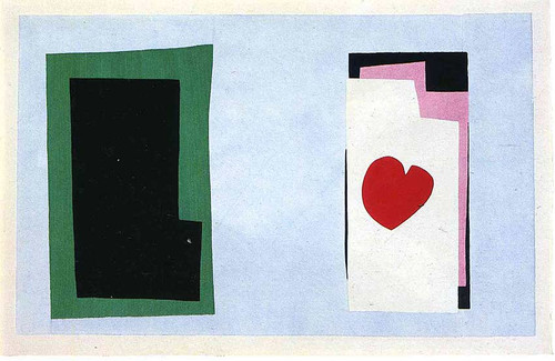 Cut Outs 2 By Henri Matisse