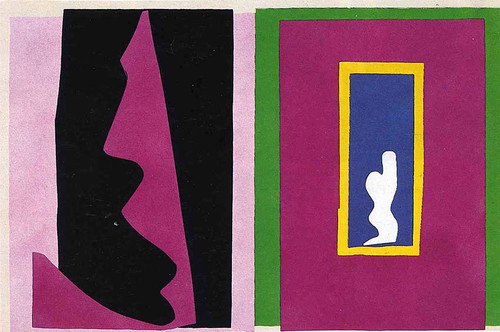 Cut Outs By Henri Matisse