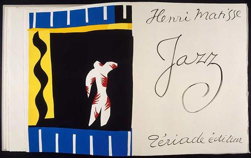 Jazz Book 1947 By Henri Matisse