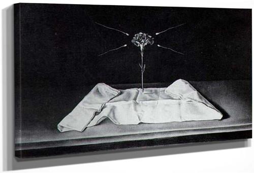 Mystical Carnation 1951 By Salvador Dali