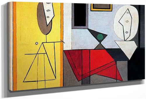 Studio By Pablo Picasso