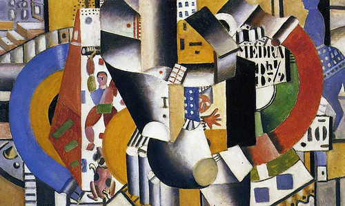 The Circus 1918 By Fernand Leger