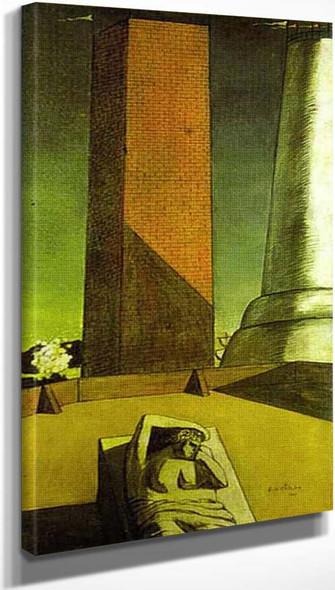 The Awakening Of Ariadne 1913 By Giorgio De Chirico