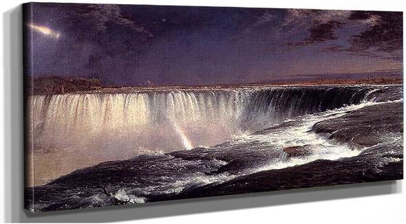 Niagara Falls By Church Frederic Edwin