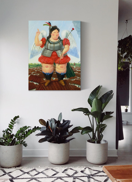 Archangel 2 by Botero