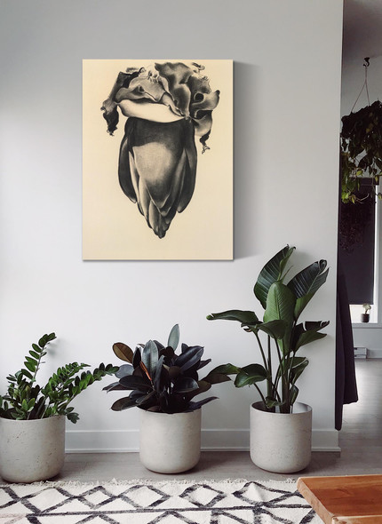 Banana Flower by Georgia O Keeffe